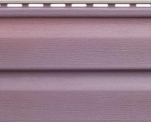 Акриловый сайдинг Аляска Люкс Виолет 3,00м