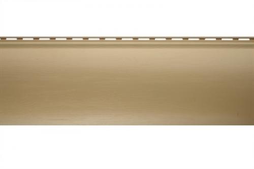Виниловый сайдинг «Блок-хаус» золотистый BH-01 - 3,10м