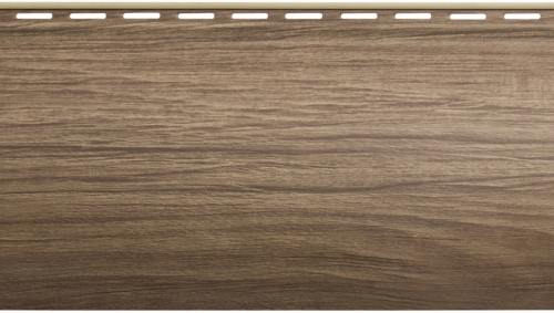 Виниловый сайдинг Карелия (Орех) BH-01 - 3,1м х 0,2м