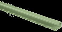 """Сайдинг Планка """"J - trim"""", 3000 мм, цвет Салатовый"""