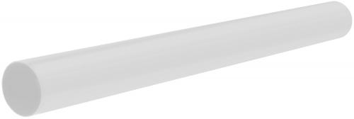 Труба для водосточной системы 3 м Стандарт (цвет белый)
